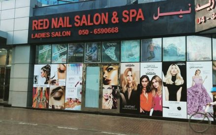 Red Nail Salon & Spa