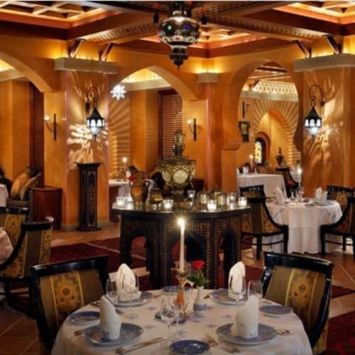 Tagine – One&Only Royal Mirage